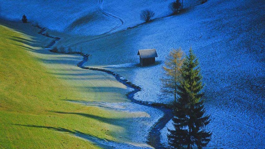 「牧場の霜」オーストリア, トゥルフェス