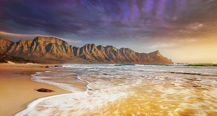 「コッヘルベルフ自然保護区」南アフリカ