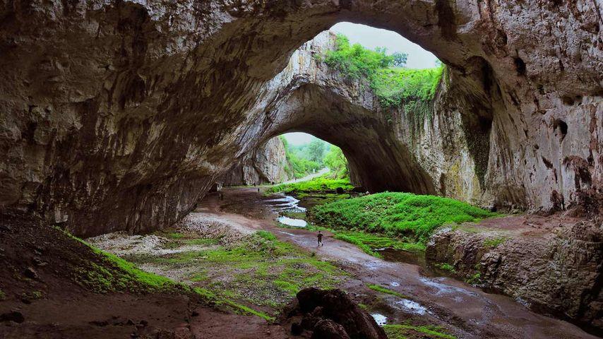 「デヴェタシュカ洞窟」ブルガリア, ロヴェチ