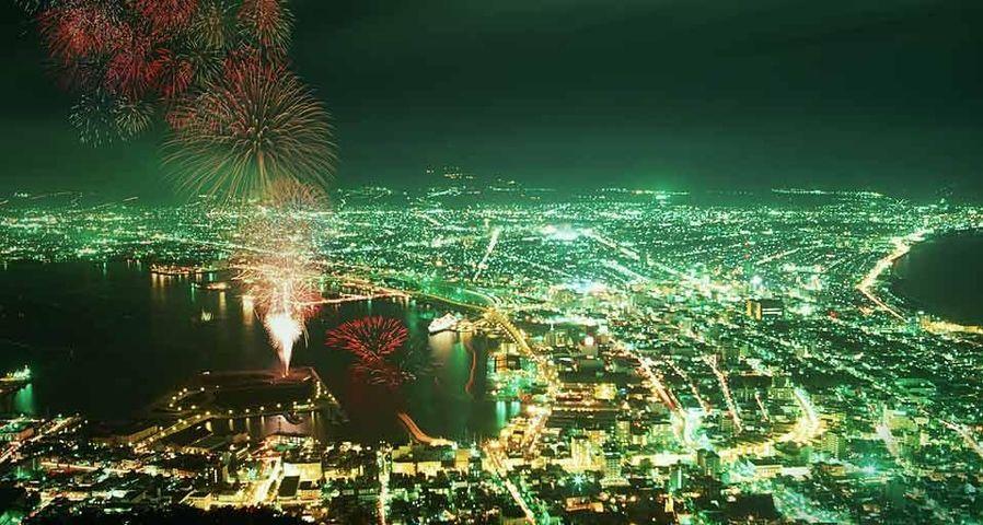 「函館港まつり」北海道, 函館