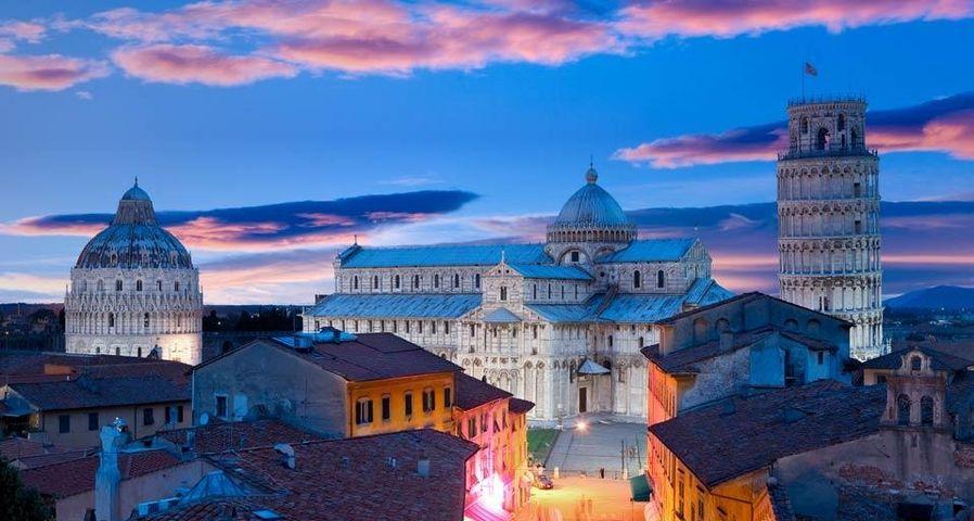 「ピサ大聖堂」イタリア, ピサ