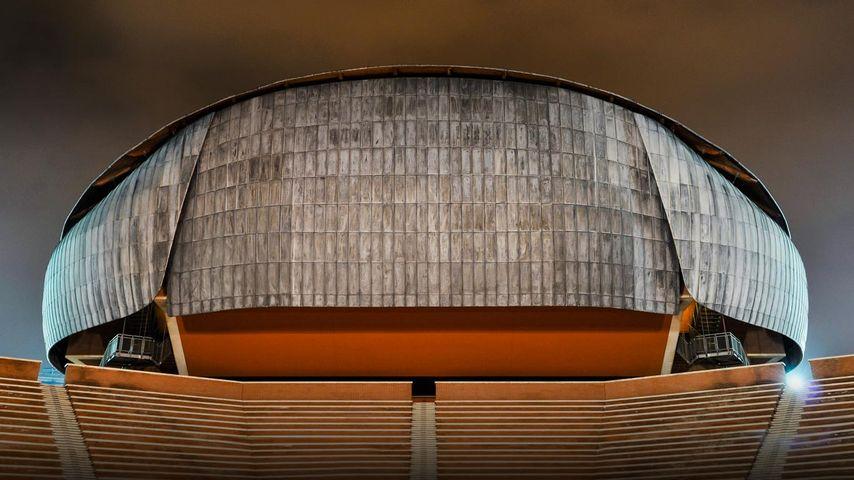 「パルコ・デッラ・ムジカ音楽堂」イタリア, ローマ