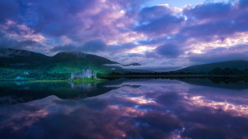 「キルチャーン城」イギリス, スコットランド