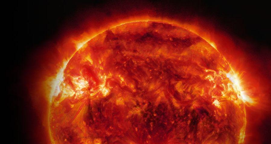 「太陽のコロナ」