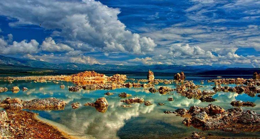 「モノ湖」アメリカ, カリフォルニア州