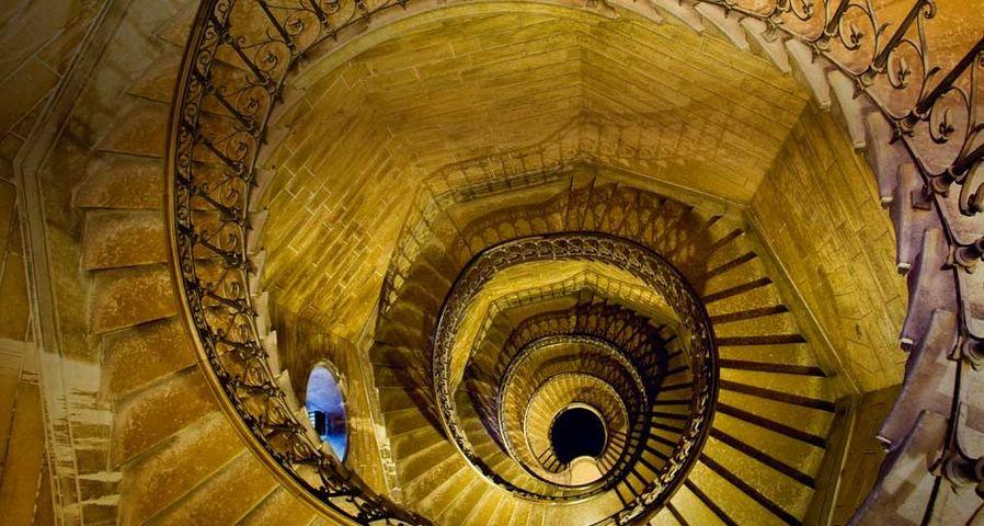「フルヴィエール大聖堂」フランス, リヨン