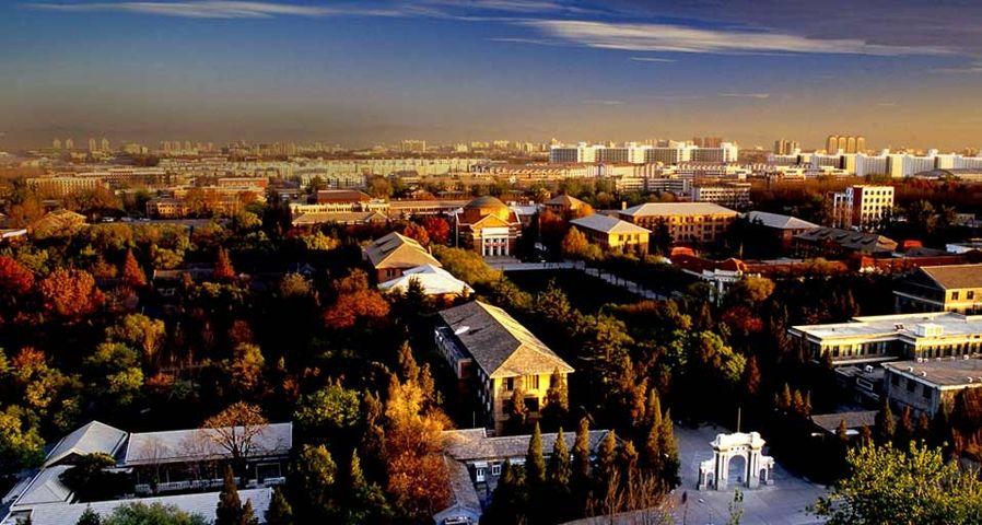 「清華大学」中国, 北京