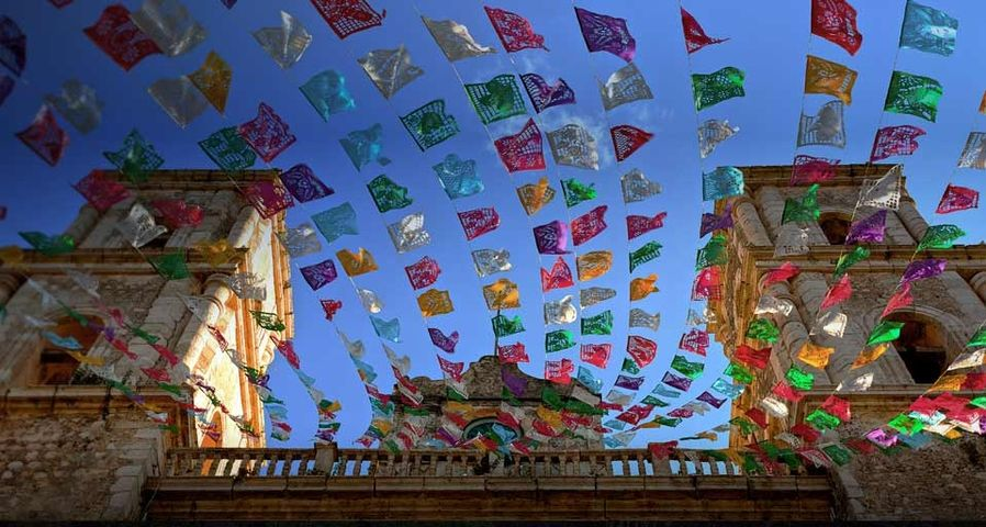「サン・ヘルバシオの聖堂」メキシコ, コスメル島