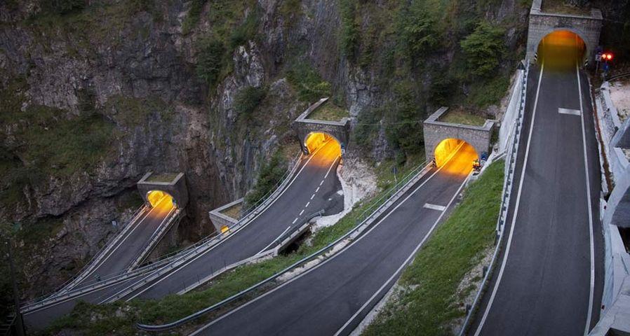 「サンボルト峠」イタリア, トレヴィーゾ