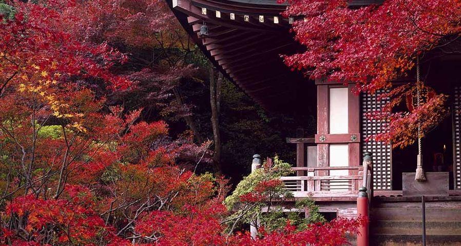 「毘沙門堂」京都, 山科区