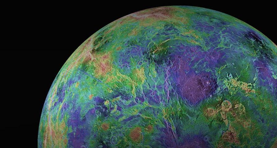 「金星」マゼラン探査機
