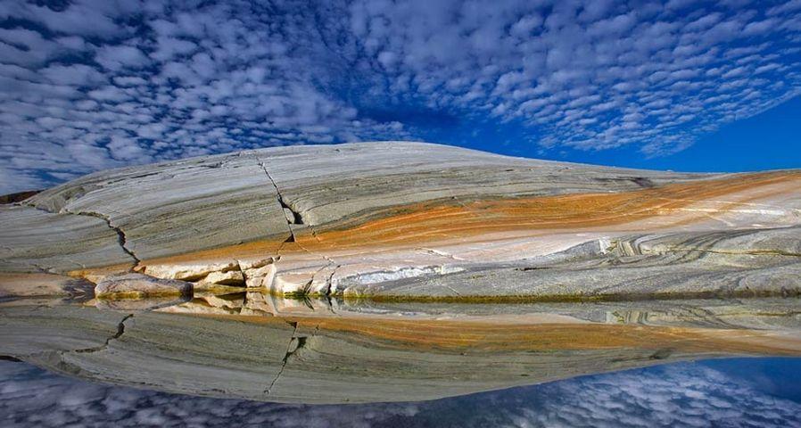 「バフィン島」カナダ, ヌナブト準州
