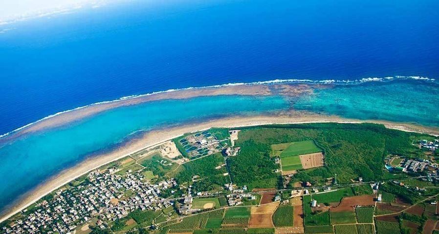 「石垣島とサンゴ礁」沖縄, 石垣市