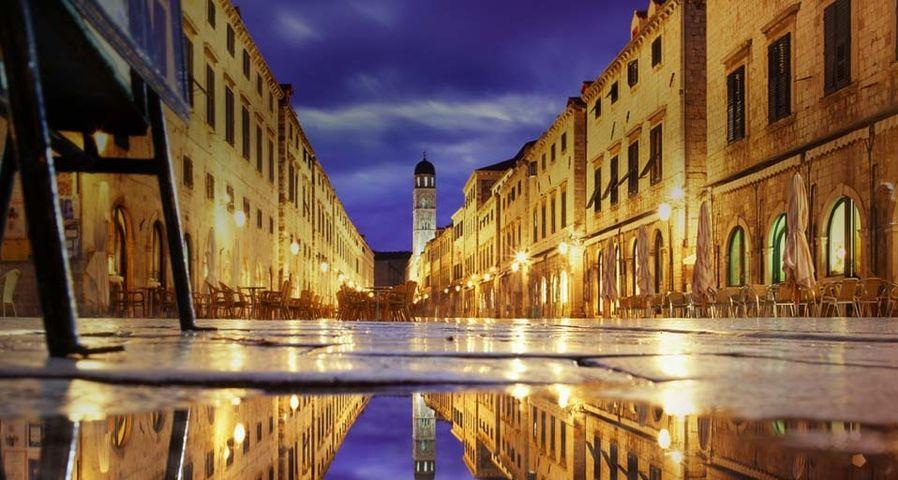 「ドゥブロヴニク」クロアチア共和国