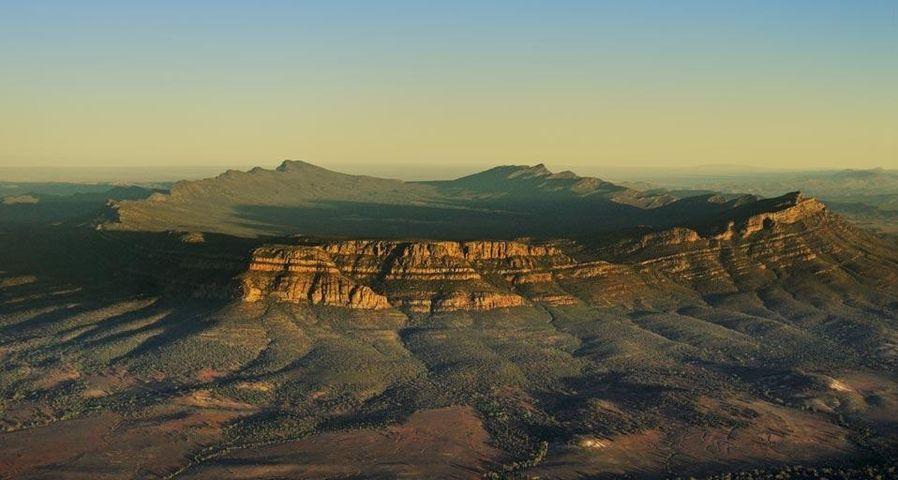 「ウィルピーナ・パウンド」オーストラリア, フリンダース山脈