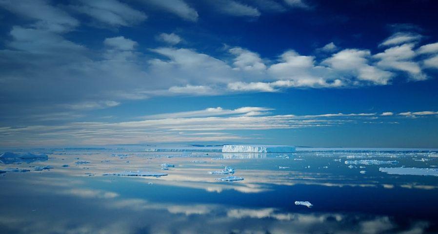 「ロス棚氷」南極