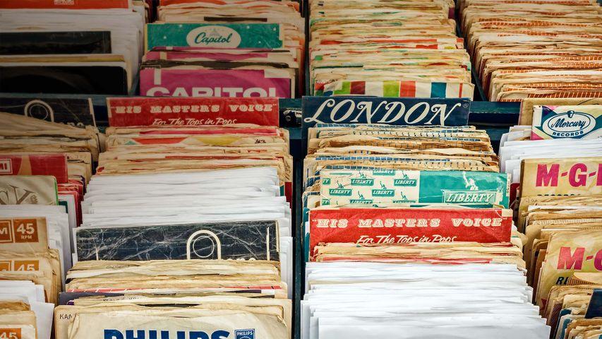「レコード棚」オランダ, ロスマーレン