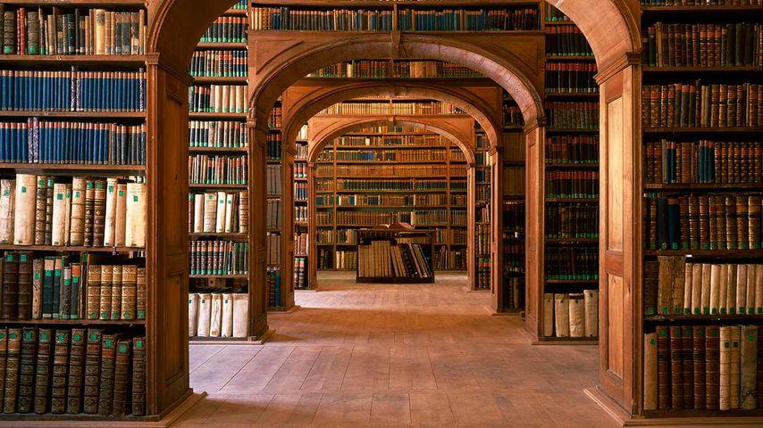 「オーバーラウジッツ学術図書館」ドイツ, ゲルリッツ