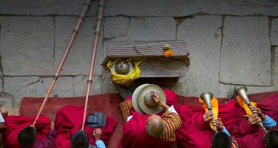 「タンビ・マニ」ブータン, ブムタン