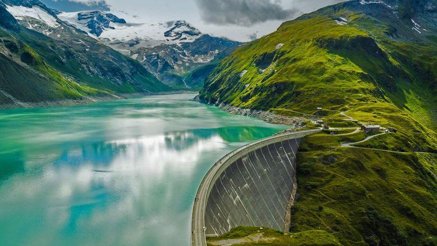 「モーザー・ダム」オーストリア, カプルーン