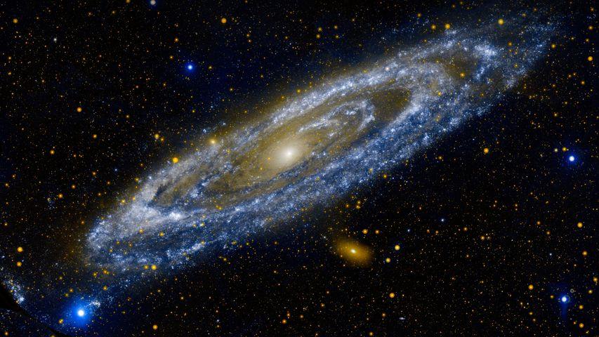 「アンドロメダ銀河」