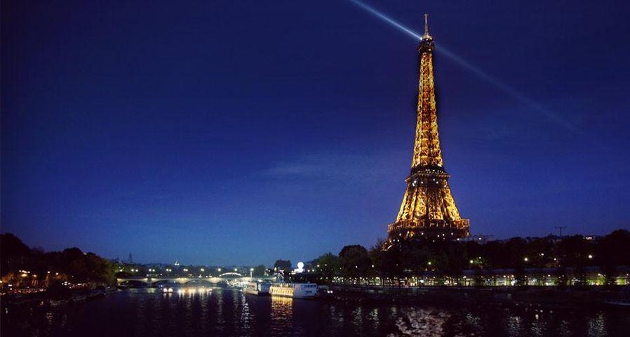 「エッフェル塔」フランス, パリ