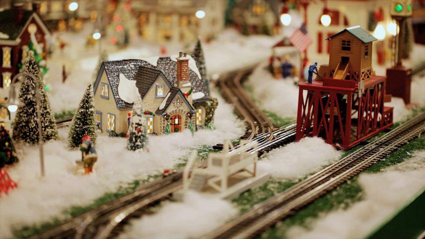 「おもちゃのクリスマス・トレイン」