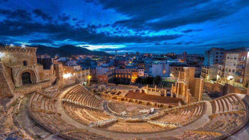 「ローマ劇場」スペイン, カルタヘナ