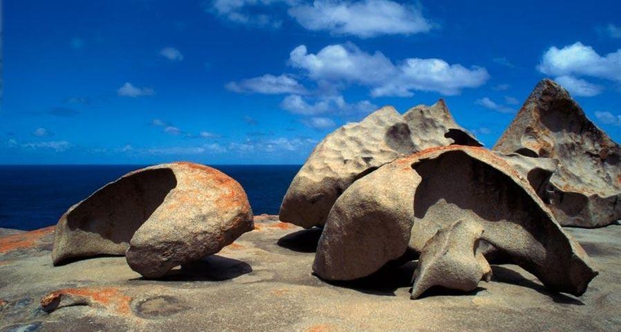 「リマーカブル・ロック」オーストラリア, カンガルー島