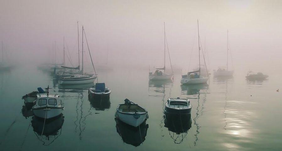 「ペンザンス港」イギリス, コーンウォール