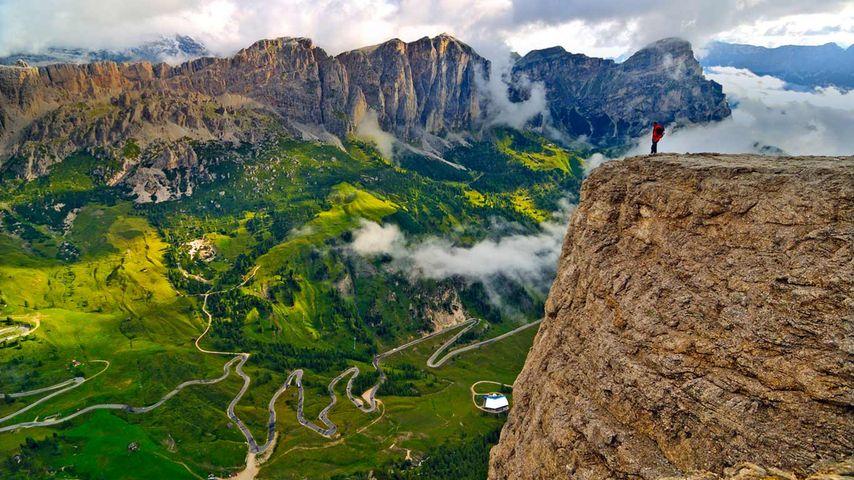 「バディア渓谷」イタリア, 南チロル地方