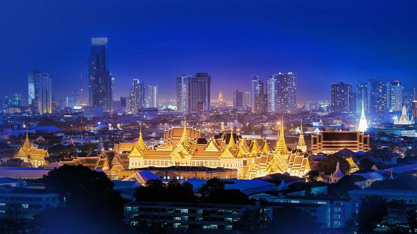 「王宮」タイ, バンコク