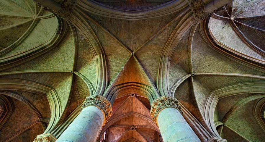 「ノートルダム大聖堂」フランス, ランス