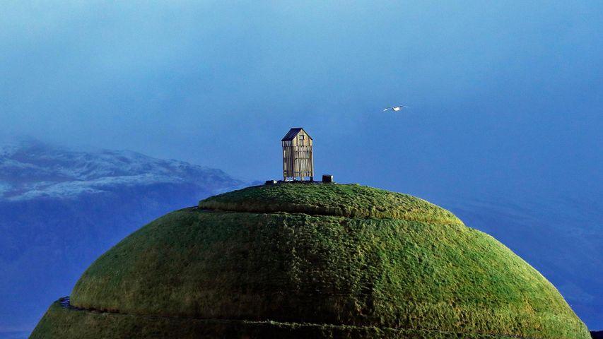 「トゥファの丘」アイスランド, レイキャビク