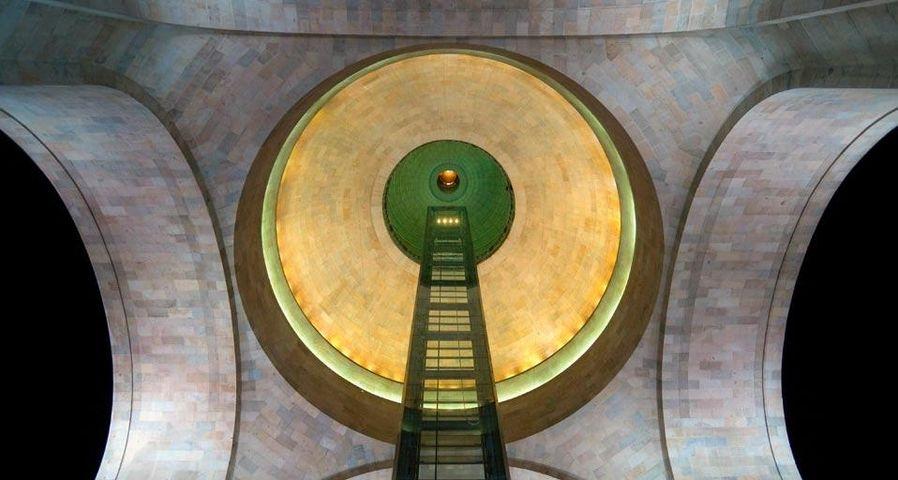 「革命記念塔」メキシコ, メキシコ・シティ
