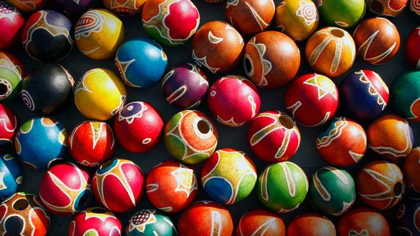 「クラフト・マーケットの壺」モザンビーク, マプト