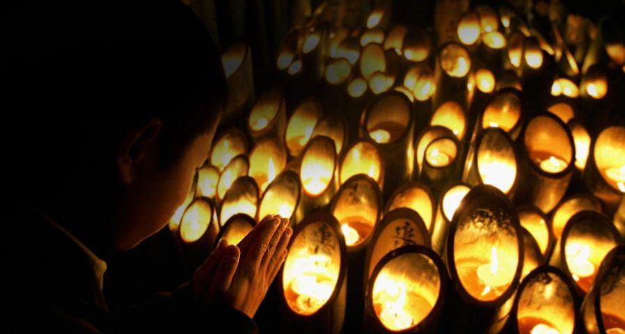 「阪神・淡路大震災の慰霊祭」兵庫県, 神戸市