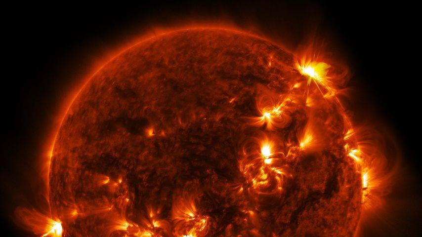 「太陽フレア」