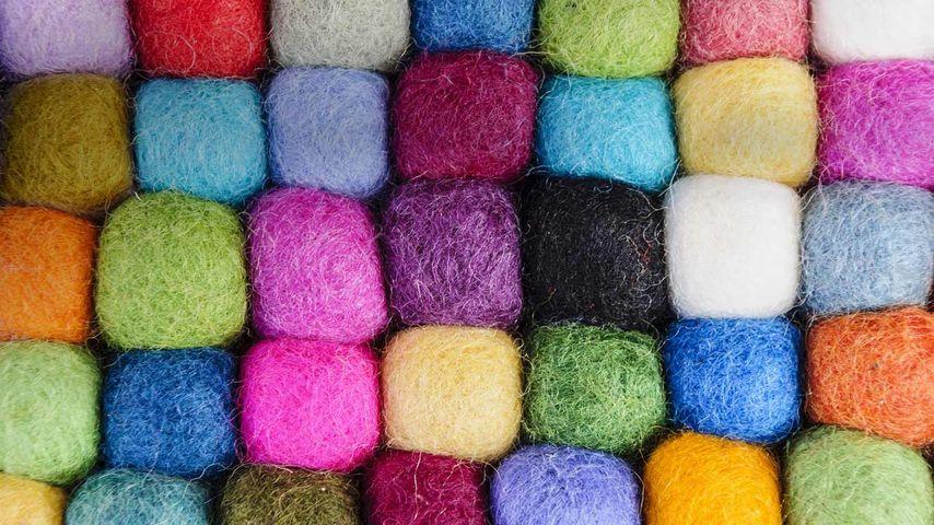 「チベット羊毛」ネパール, カトマンズ