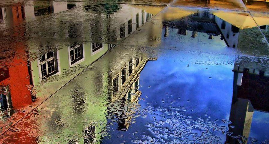 「タリン市街」エストニア