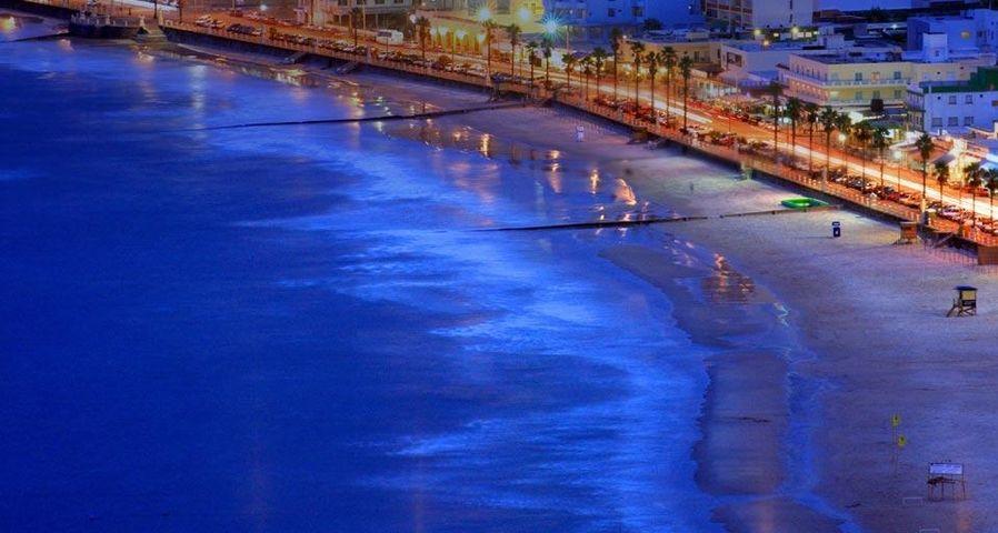 「ピリアポリスの海岸線」ウルグアイ