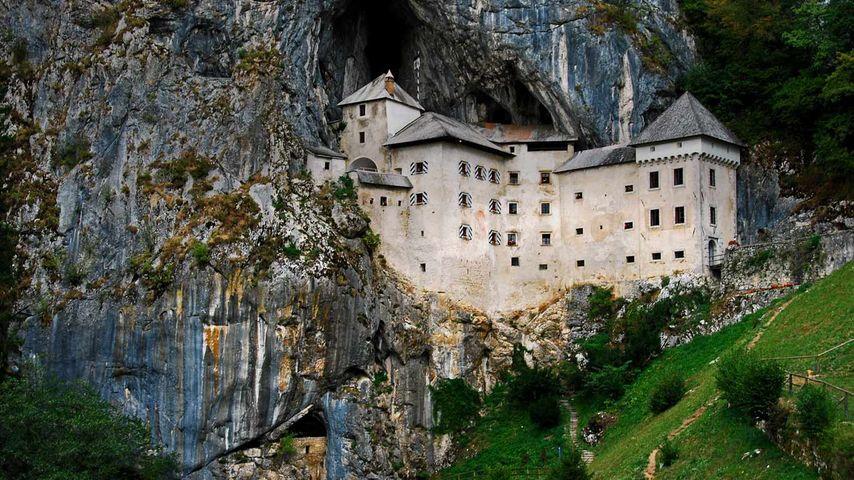 「プレット洞窟城」スロヴェニア, ポストイナ