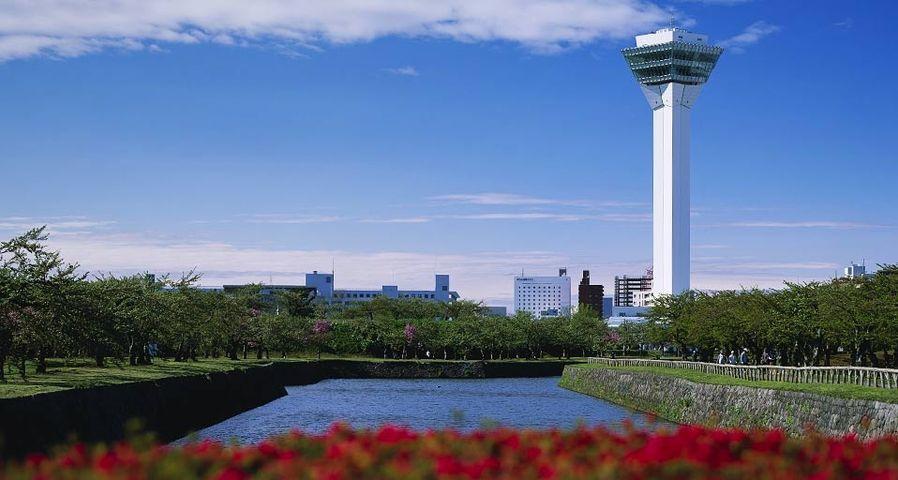 「五稜郭タワー」北海道, 函館