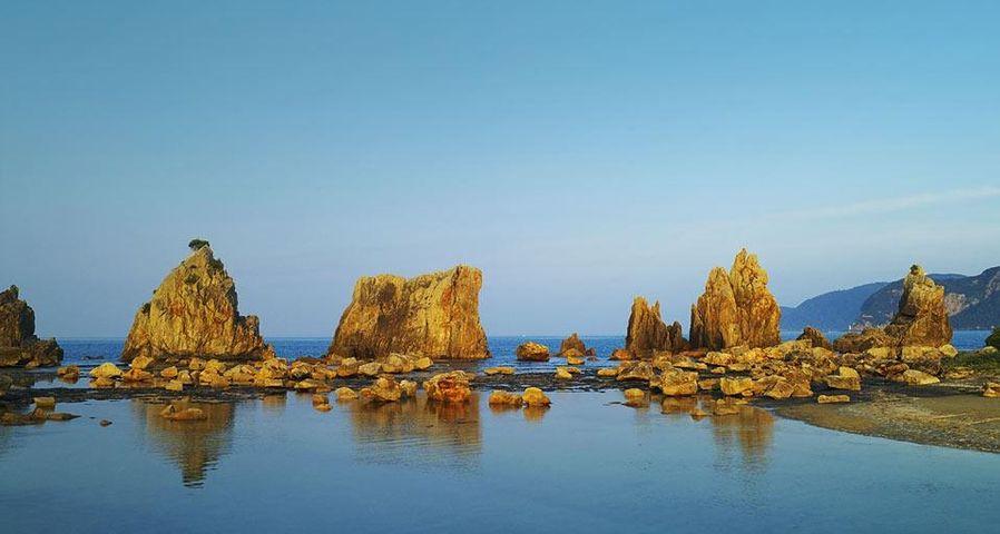 「橋杭岩」和歌山, 串本