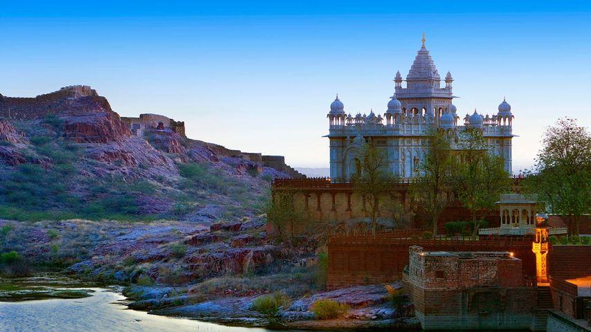 「ジャスワント・タダ」インド,  ラージャスターン州