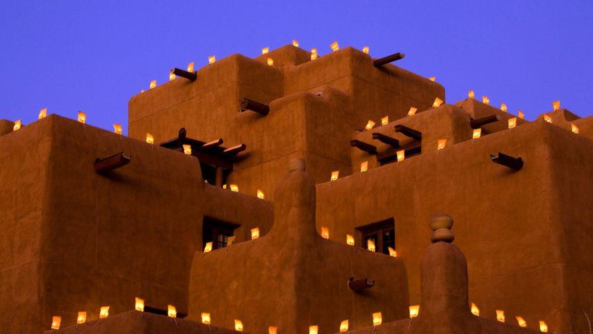 「ホテル・イン・アンド・スパ・アット・ロレット」米国ニュー・メキシコ州, サンタフェ