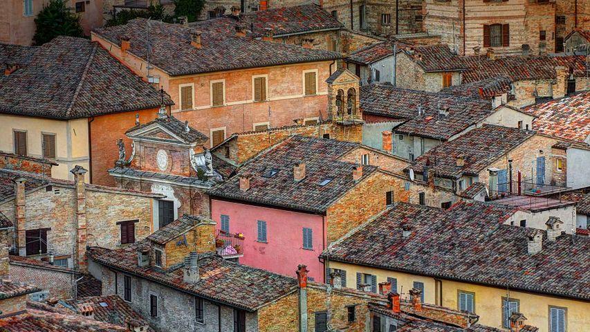 「ウルビーノ歴史地区」イタリア, ウルビーノ
