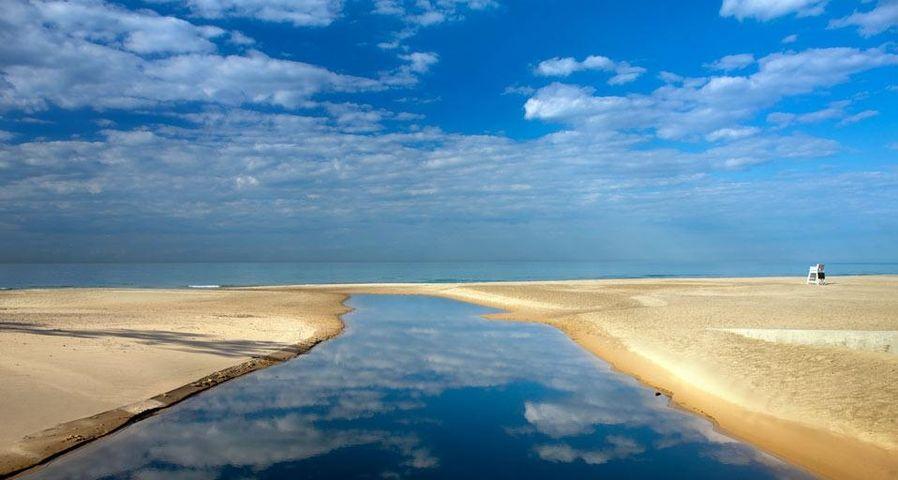 「インディアナ砂丘国立湖岸」アメリカ, インディアナ州