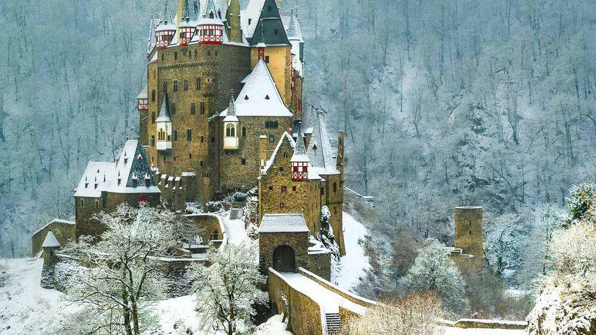 「エルツ城」ドイツ, ラインラント=プファルツ州