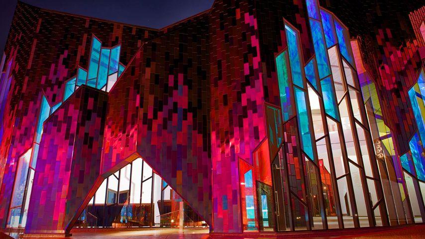 「プレイリーファイヤ博物館」アメリカ, カンザス州